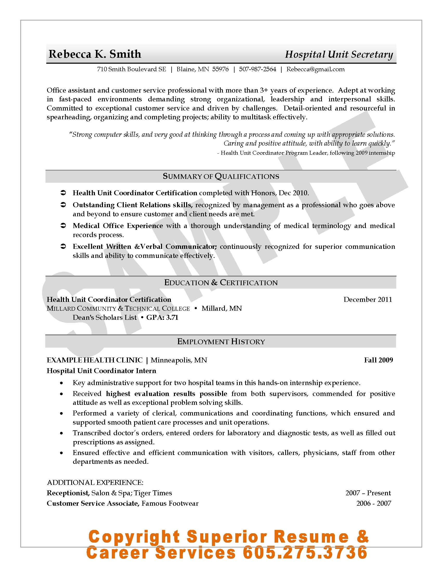 Resume References Available Upon Request Cv Examples References